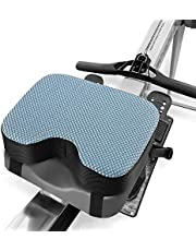 Kohree Rowing Machine Zitkussen voor Concept 2, Model D & E, Indoor Water Rower Machine Seat Pad met Wasbare Cover, Dikker Memory Foam en Riemen voor Oefening Ligfiets
