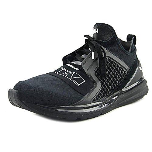cheaper 9988d 3c54a PUMA x Staple Ignite Limitless Men US 11.5 Black Sneakers