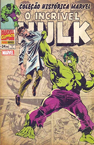 Coleção Histórica Marvel. O Incrível Hulk - Volume 1