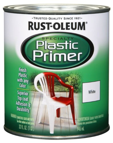 (Rust-Oleum 213517T Specialty Quart Oil Based Appliance Plastic Primer)