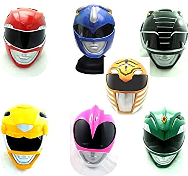 Amazon.com: Full Team7 Mighty Morphin Power Rangers Wearable ...