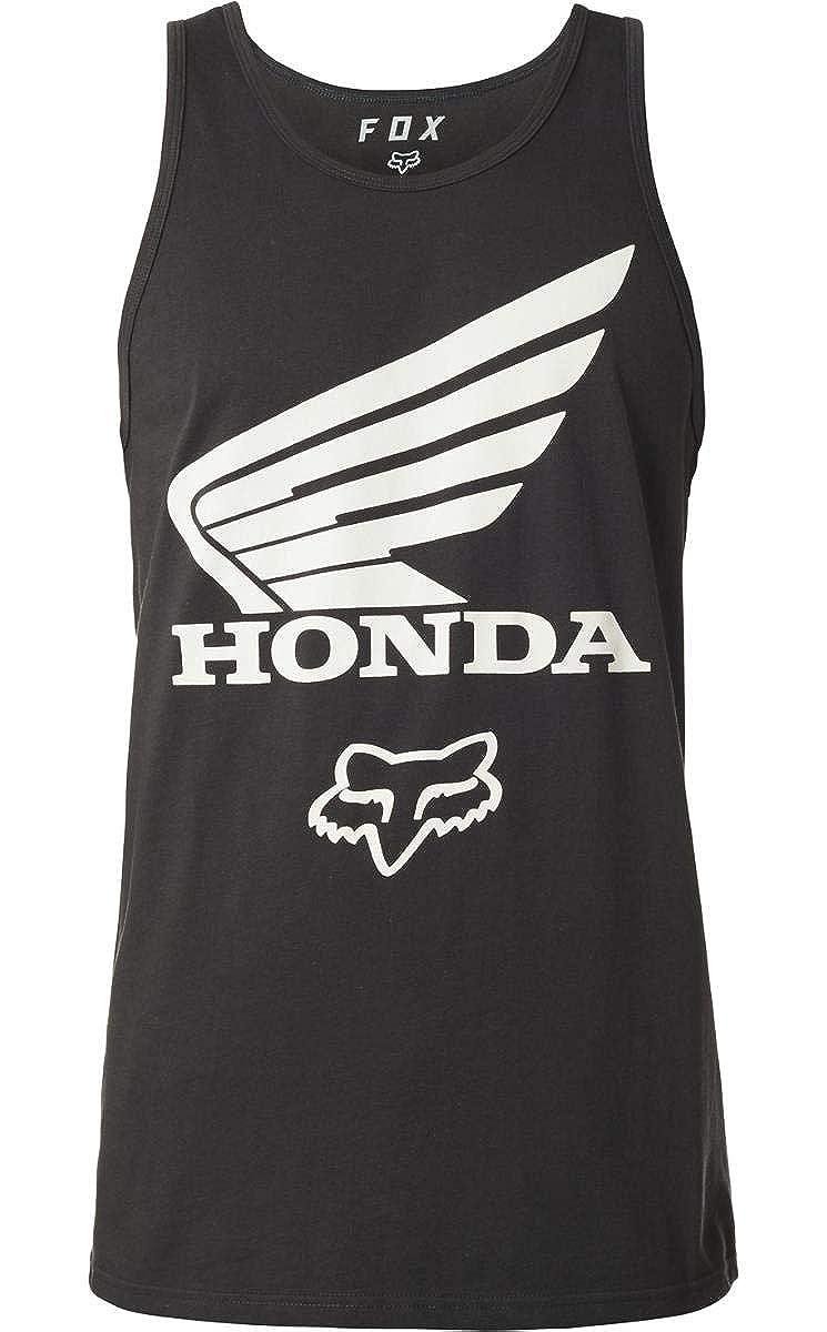 Fox Racing Mens Fox Honda Premium Tank,Medium,Black Vintage
