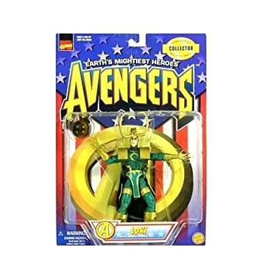 Marvel Avengers Loki Action Figure: Toys & Games
