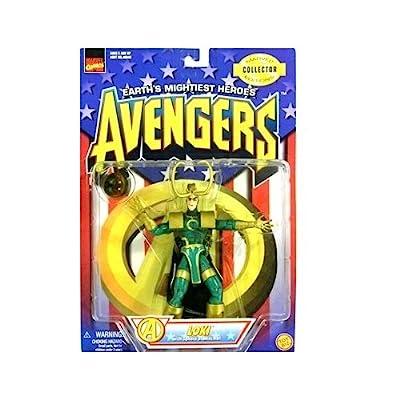 Marvel Avengers Loki Action Figure: Toys & Games
