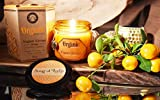 Song of india Nagpuri Narangi - Orange Creamy Organic Soy Wax & Beeswax Candle