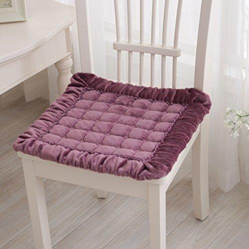 14x14inch Chair pad//seat cushion//square cushion-D 35x35cm