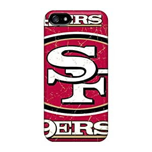 New Shockproof Protection Case Cover For Iphone 5/5s/ San Francisco 49ers Case Cover