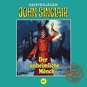 Der unheimliche Mönch (John Sinclair - Tonstudio Braun Klassiker 81) Hörspiel