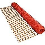 ALEKO SF6535OR3X165 Multi Purpose Safety Snow Fence 3 x 165 Feet Orange