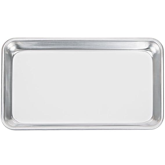 happypinto aluminio hoja Mini sartenes/sartenes para Pan, 1/8 tamaño ...