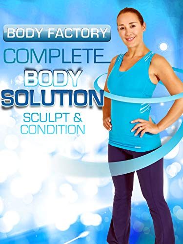 Body Factory - Complete Body Solution: Sculpt & Condition
