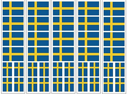 40 Tattoos: Sweden Flag, Swedish Party