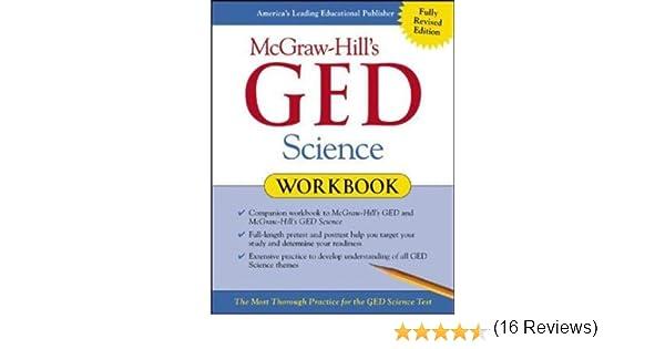 McGraw-Hill's GED Science Workbook: Robert Mitchell: 9780071407052 ...