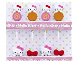[Hello Kitty]Nico Nico douga eight picks 4 pattern pieces x two