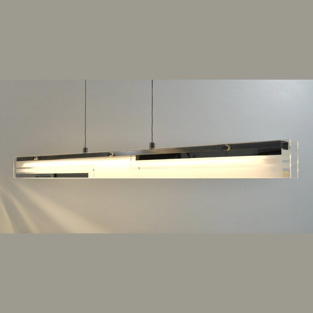 Briloner LED Pendellampe Pendel Glas Höhenverstellbar Lampe Leuchte 4336-012