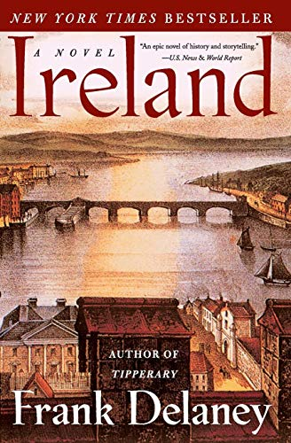 Ireland: A Novel (Christmas Iceland Visit)