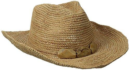 Physician Endorsed Women's Trini Crochet Cowgirl Sun Hat ...