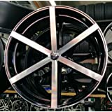 "26"" INCH U2-33 WHEELS RIMS ONLY FITS CHEVY GMC CADILLAC INFINITI NISSAN"