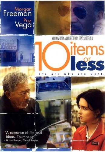 10 Items or Less POSTER Movie (27 x 40 Inches - 69cm x 102cm) (2006)