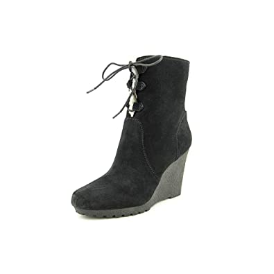 ec4946f41c98 Image Unavailable. Image not available for. Color  Michael Michael Kors  Women s Rory Boot Black ...