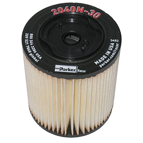 Racor 2040N-30 Replacement Filter Element Turbine Series 30