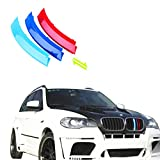 Jackey Awesome Exact Fit ///M-Colored Grille Insert Trims For...