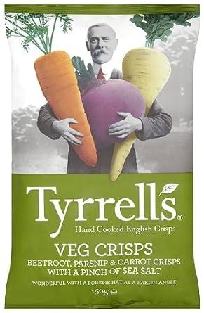 Tyrrells Veg Crisps Beetroot 2b5fca862