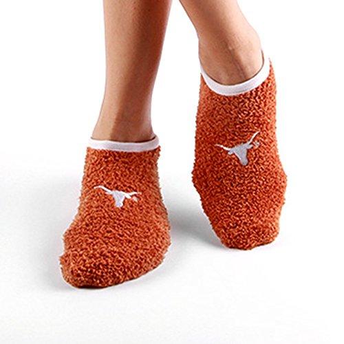 Fabrique Innovations NCAA  Foot-Z-Sox Slipper Socks, Texas Longhorns ()