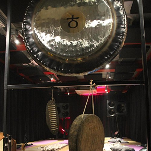 Gong meditation Sound Healing relaxation Recorded at Sarm Studio's