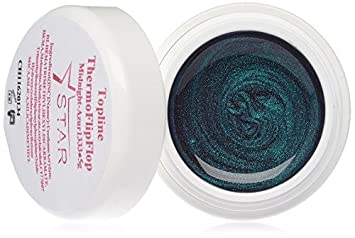Amazon Star Naildesign Cosmetics Topline Thermo Flip Flop