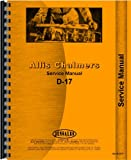 Allis Chalmers D17 Tractor Service Manual (all serial numbers)