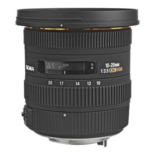 Sigma 10-20mm f/3.5 EX DC HSM ELD SLD Aspherical Super Wide Angle Lens for Pentax Digital SLR Cameras (Best Pentax Digital Lenses)