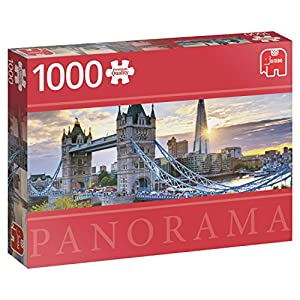 Jumbo 618573 Puzzle Tower Bridge Londra