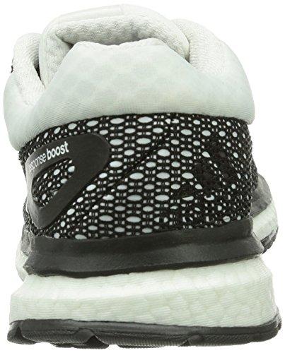 Running Black White Boost 1 weiß Adidas running Unisex Response 23 Sneakers Bianco FcTqwUz