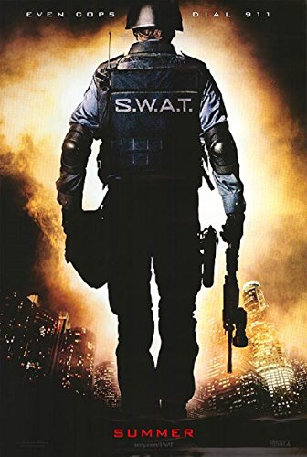 S.W.A.T. 2003 S/S Movie Poster 11.5x17