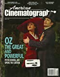 American Cinematographer,april 2013,oz the Great and Powerful and Various