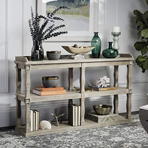 Safavieh American Homes Collection Beauregard Weathered Bookcase