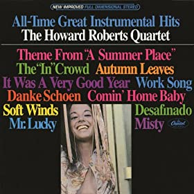Howard Roberts Quartet, The - Something's Cookin'