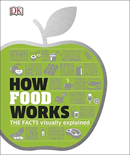 How Food Works  The Facts Visually Explained  Dk