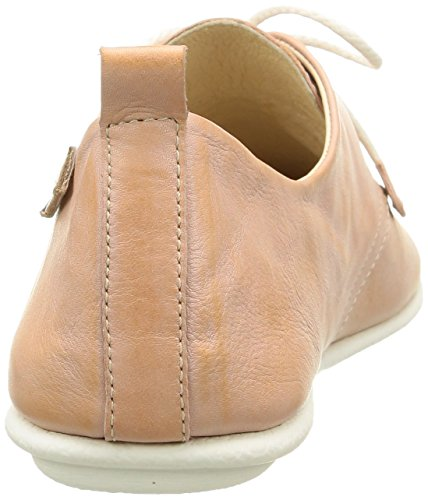 Pikolinos Calabria 917 Vrouwen Lace Up Brogues Roze - Roze