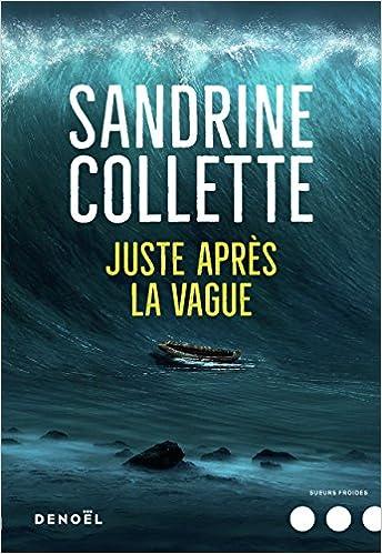 e5f38b3742 Juste après la vague: Amazon.fr: Sandrine Collette: Livres
