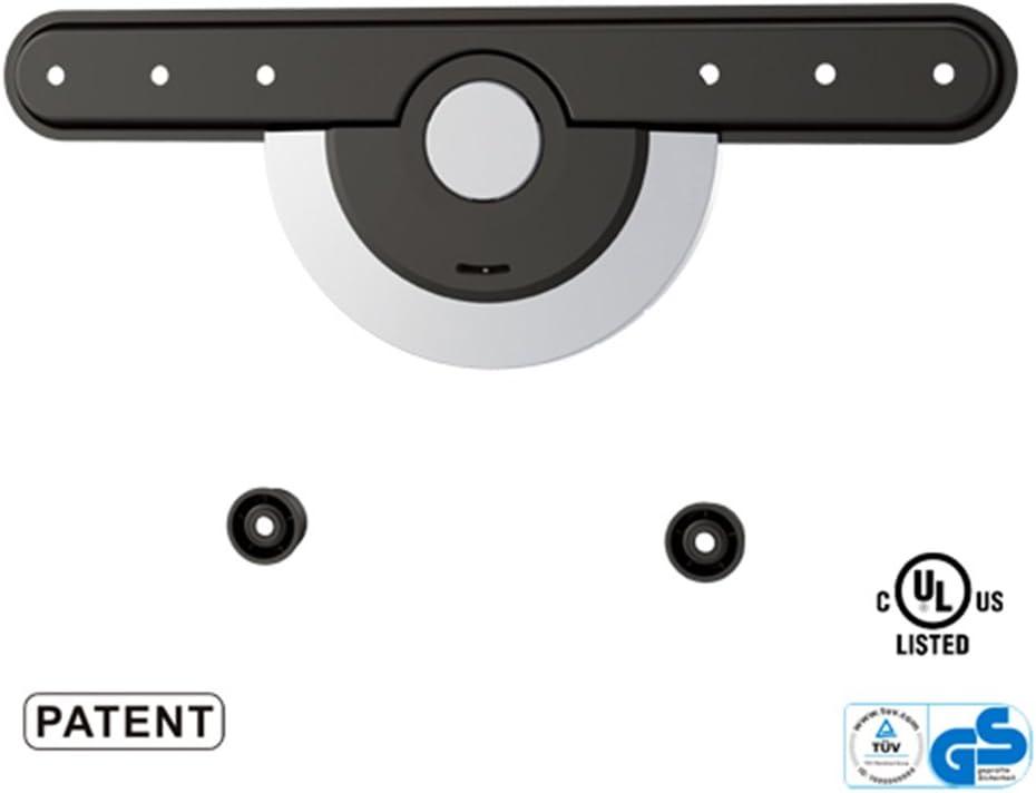 Fácil de Usar Marco de Fotos Estilo de liberación rápida Soporte de Pared/Monitor Soporte de Pared para televisores de Alta definición (Plasma, LCD y LED) de hasta 40 kg y MAX. VESA