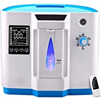 Denshine NEW Portable O2 Producer O2 Compressor Oxygen Meter Air Purifier Compact Silent 1L/min—5L/min 110V Home-use - DHL Shipping