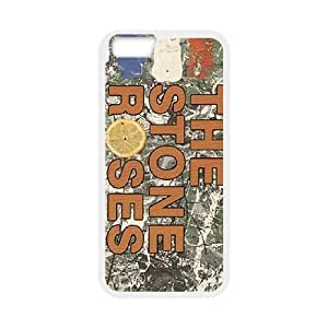 Personalized Durable Cases iPhone 6 Plus 5.5 Inch Cell Phone Case White THE STONE ROSES Zbgcu Protection Cover