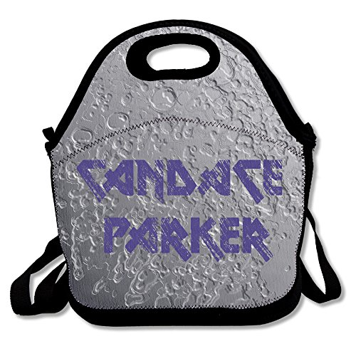 HJZN SUGER Shebron #3 Candace Parker CP3 Tote Bag Multifunction Waterproof Handbag Lunch Tote - Cp3 Handle