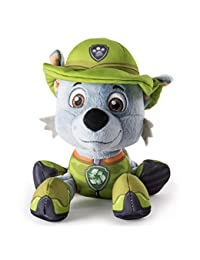 "Paw Patrol, Jungle Rescue, 8"" Plush, Rocky BOBEBE Online Baby Store From New York to Miami and Los Angeles"