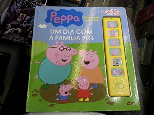 Peppa Pig Brincando com Som