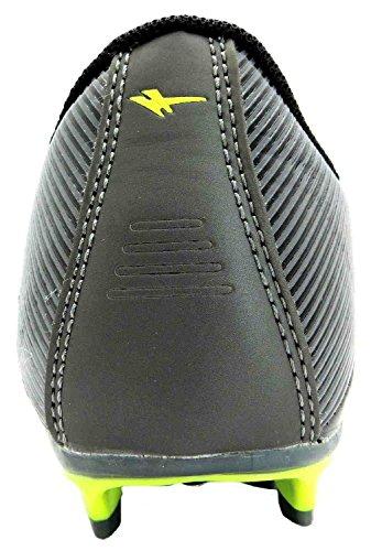 Gola Boy's Lame sport foot basket synthétique - Gris - gris, 28 EU