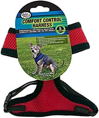 Four Paws Comfort Control Air Mesh Harness- Free Shipping in USA