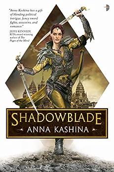 Shadowblade by Anna Kashina science fiction and fantasy book and audiobook reviews